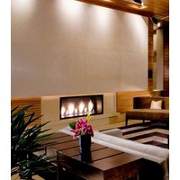 Gas Fireplace - Custom Commercial - 3ft Modern Single Sided image