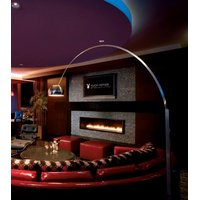 Gas Fireplace - Custom Commercial - 11ft Modern Single Sided image