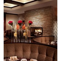 Gas Fireplace - Custom Commercial - 5ft Classic Traditional Single Sided image