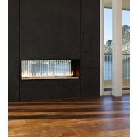 Gas Fireplace - Luxury Residential - 5ft Modern See Through EXEMPLAR Series (R520ST) image