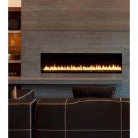 Gas Fireplace - Luxury Residential - 5ft Modern Single Sided image