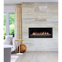 "Gas Fireplace - Residential - 52"" Modern Single Sided image"
