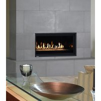 "Gas Fireplace - Residential - 38"" Modern Single Sided image"
