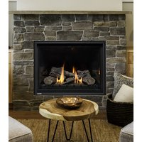"Gas Fireplace - Residential - 38"" Classic Traditional Wildfire Single Sided image"