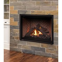 "Gas Fireplace - Residential - 42"" Classic Traditional Wildfire Single Sided image"