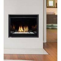 "Gas Fireplace - Residential - 34"" Modern Single Sided image"