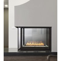 "Gas Fireplace - Residential - 38"" Modern Pier image"