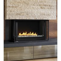 "Gas Fireplace - Residential - 38"" Modern Bay image"
