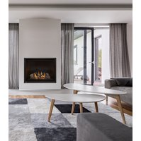 "Gas Fireplace - Residential - 42"" Modern Single Sided DIVINE Series (HL42) image"