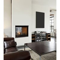 "Gas Fireplace - Residential - 42"" Classic Traditional See Through DIVINE Series (H42FSD) image"