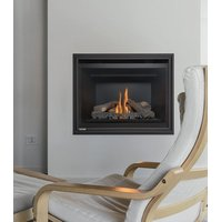 "Gas Fireplace - Residential - 34"" Classic Traditional Single Sided image"