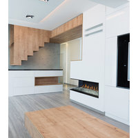 Gas Fireplace - Light Commercial - 3ft Modern Corner Left/Right image