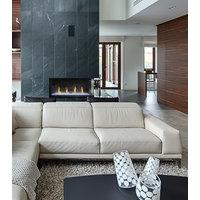 Gas Fireplace - Light Commercial - 4ft Modern Corner Left/Right image