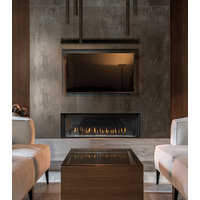 Gas Fireplace - Luxury Residential - 48