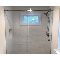 Harmony Gliding Shower Door System image