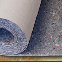 Recycled Fiber Underlayment image
