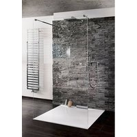 Walk In Shower Telescopic Support Rod image