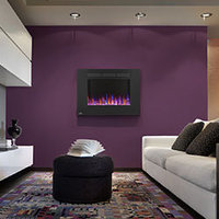 Electric Fireplace image