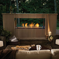 Outdoor Gas Fireplaces image