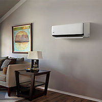 Ductless Heat Pump image