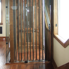 Home Elevators - Freedom Hydro - Traditional Hydraulic Elevator
