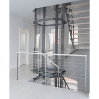 Glass Cable Elevator - Visilift™ Octagonal image
