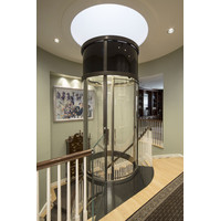 Glass Cable Elevator - Visilift™ Round image