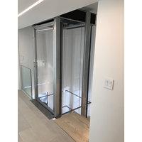 Home Elevators - Artisan Glass Elevator - Square image