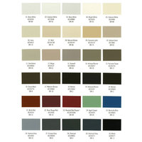Architectural Finishes : Colors image