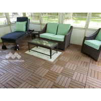 UltraShield® Naturale™ Capped Composite Deck Tiles image