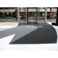 Custom Address & Logo Floor Mats image