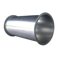 Flanged Pipe 16 Gauge image