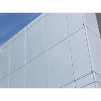 Aluminum Plate Wall System image