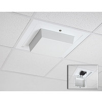 Suspended Ceiling Enclosure with ABS Dome - Multivendor AP image