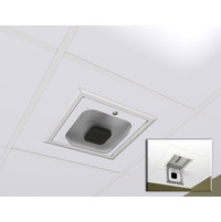 Suspended Ceiling Enclosure - Clear PC Dome for Multimedia Gateway image