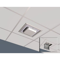 Suspended Ceiling Enclosure - White ABS Dome for Multi-vendor WAP image