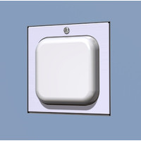 Recess Wall/Ceiling Mount - Multi-vendor AP image