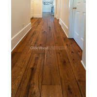 Reclaimed Antique Resawn Oak Flooring image