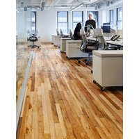 Reclaimed Antique Factory Plank Flooring – Dirty Top image