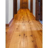 Reclaimed Antique Appearance Grade Resawn White Oak Flooring image