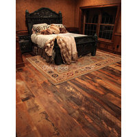 Reclaimed Antique Historic Plank Flooring image