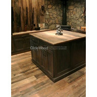 Reclaimed Antique Oak - Original Face Flooring image