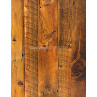 Reclaimed Antique Heart Pine Hit-Skip Flooring image