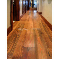 Reclaimed Antique Heart Pine - Select Flooring image