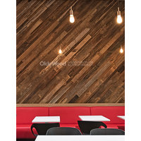 Interior Brown Barn Siding image