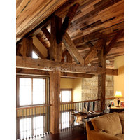 Hand-Hewn Beams - 4 Sided image