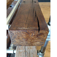 Rough Sawn Fireplace Mantels image
