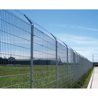EVOLUTION Double Wire Fence  image
