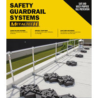 Metaltech Safety Guardrail System image