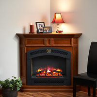 Built-In Fireplace, Fronts and Cabinets image